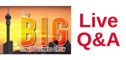 Live Q and A Logo